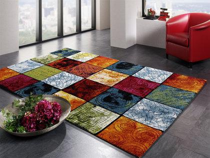 Vloerkleed vloerkleden karpettenwebwinkel - Ikea tapijt salon ...